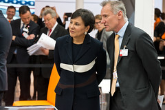 LAPP Group booth at HM16 (CommerceGov) Tags: group lapp hannovermesse pennypritzker