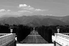 IMG_201605_9595_002_ff (fabri192020) Tags: blackandwhite panorama mountains montagne landscape torino monocromo biancoenero allaperto reggiadivenaria