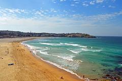 Bondi beach (nrose2rossi) Tags: ocean blue beach nature beautiful beauty landscape photography natural d3200