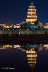Giant Wild Goose Pagoda,  Xi'an (ZUCCONY) Tags: china cn xian bobby 2016 zucco xianshi shaanxisheng bobbyzucco pedrozucco