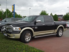 Ram 1500 Laramie Longhorn Edition (harry_nl) Tags: germany deutschland pickup longhorn ram edition 1500 laramie wesel 2016