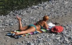 L'Estate tra le Gole della Breggia (sirio174 (anche su Lomography)) Tags: summer switzerland estate sunbath svizzera sunbathing sunbathers gole goledellabreggia breggia chiasso
