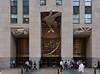 Rockefeller Center (Cthonus) Tags: light geotagged rockefellercenter sound wisdom 1933 leelawrie gebuilding rcabuilding raymondhood comcastbuilding