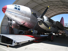 N32229 44-78019 C-46 Commando (JaffaPix .... +2.5 million views, thanks!) Tags: museum vintage airplane aircraft aviation aeroplane palmdale curtis pmd c47 blackbirdairpark kpmd 4478019 jaffapix n32229 davejefferys jaffapixcom