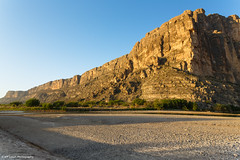 Sunrise over the Wall - Big Bend National Park, Texas