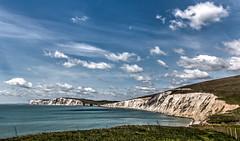 Freshwater Bay (CdL Creative) Tags: england canon geotagged eos unitedkingdom hampshire isleofwight gb hdr freshwater freshwaterbay 70d cdlcreative po39 geo:lat=506642 geo:lon=14785