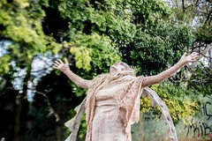 Flor de Macambira (Rabisco do Design) Tags: gasmetro teatroderua palcogiratorio flordemacambira foratemer coletivoteatralsertoteatro ficaminc