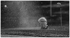 Scott Hend Bunker 2 (jdl1963) Tags: golf scott sand european tour professional wentworth bunker pga trap 2016 hend