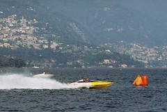 La Cento Miglia del Lario (sirio174 (anche su Lomography)) Tags: centomiglia lario centomigliadellario motoscafi barche boat race gara boatrace lago lake como sport