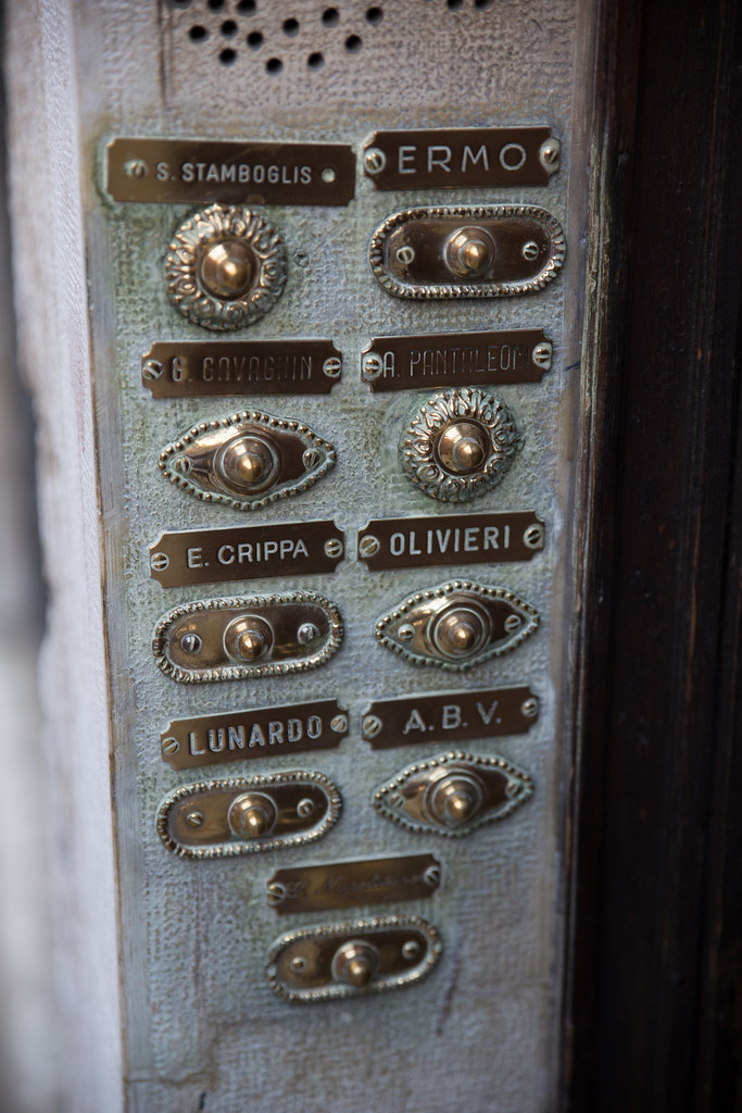 The World\'s Best Photos of doorbell and name - Flickr Hive Mind