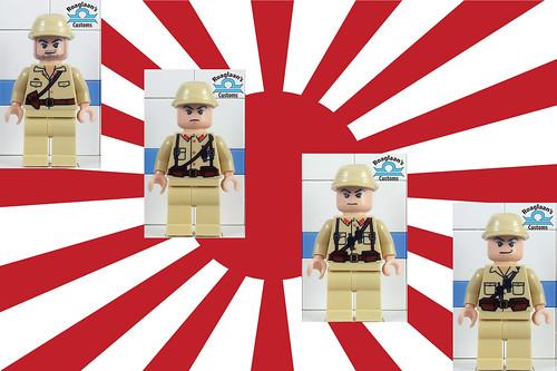 Decals Ww2 Lego Ww2 Japanese Soldier Decals
