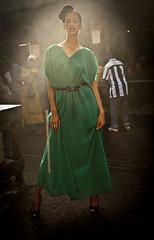 victoria, fish market. (dunia duara) Tags: swahilifashion fashion daressalaam tanzania green africa