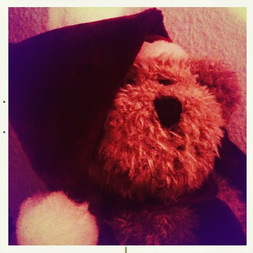 167 of 365 - Christmas Teddy