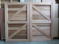 poort ceder (bench works) Tags: porte ceder cdre tuinpoort