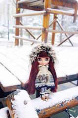 First Snow 初雪