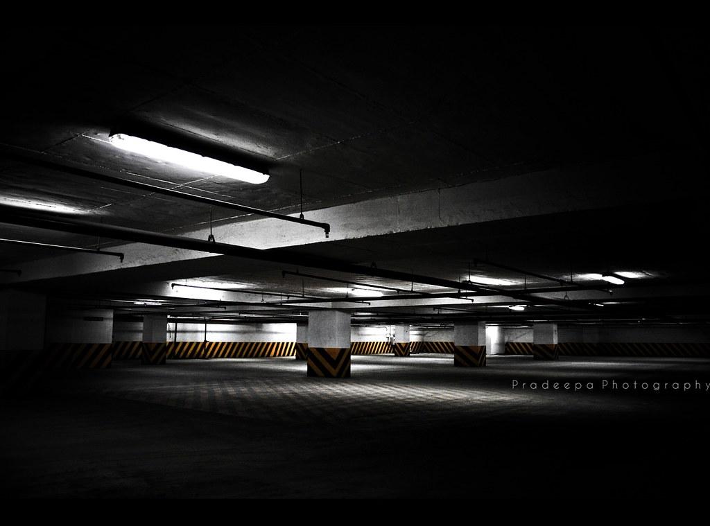 dark creepy basement. Basement  Pradeepa Pandiyan Tags parkinggarage basement dark creepy haunted parking garage parkinglot black The World s Best Photos by Flickr Hive Mind