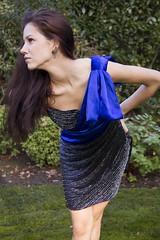Aleksandra XI (Diego Urbano) Tags: beauty sparkle hautecouture highfashion blueklein