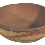 "<b>Large Round Bowl, With Chip on Rim</b><br/> ""Large Round Bowl, With Chip on Rim""  Earthenware, n.d. (Pre-Columbian) LFAC #723<a href=""http://farm8.static.flickr.com/7160/6466101829_ecec012697_o.jpg"" title=""High res"">∝</a>"