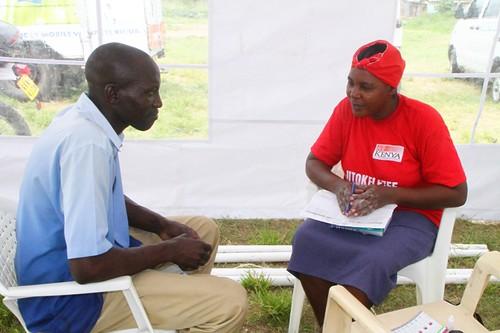 Mombasa WAD- counseling