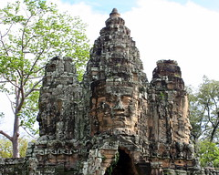 Bayon temple faces (janneman2007) Tags: temple asia cambodia angkor worldheritage tempel bayon azie cambodja