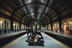 Piraeus Station (ClikCloD.) Tags: station athens 1750 28 claudio tamron stazione vc atene spreafico piareus clikclod clickclod spreaficoclaudio