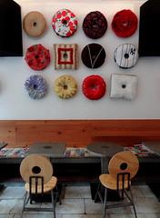 Doughnut Plant, 23rd St, New York City (blafond) Tags: city nyc plant newyork manhattan doughnut beignets