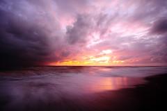 * (-nasruddinmukhtar-) Tags: sea cloud seascape beach digital sunrise landscape nikon sigma wave malaysia 1020mm f4 kelantan d90 bachok nasruddin nasruddinmukhtar pantaisenok