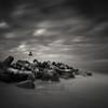 Jacks (~ superboo ~ [busy busy]) Tags: morning sky cloud santacruz lighthouse beach beautiful sunrise giant miniature focus waves shoreline peaceful erosion jacks powerful tetrapod walton jumble tiltshift