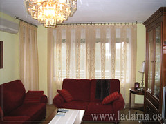 "Cortinas Clásicas en La Dama Decoración • <a style=""font-size:0.8em;"" href=""http://www.flickr.com/photos/67662386@N08/6501344815/"" target=""_blank"">View on Flickr</a>"