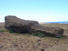 DSC00040 (Jonathan Tirado) Tags: easter pascua moai easterisland ranoraraku mataveri pukao