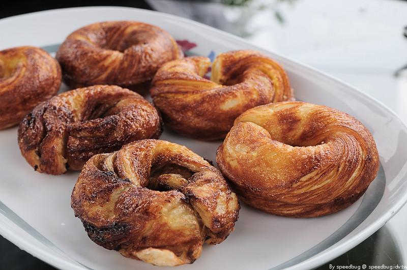 丹麥甜甜圈做法,嘉義CHIAYI,嘉義美食,烤甜甜圈做法,現烤甜甜圈做法 @小蟲記事簿