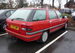 1991 Renault 21 Savanna 2.0 GTX (Spottedlaurel) Tags: 21 renault savanna