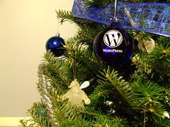 WordPress Christmas
