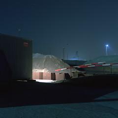 (claus peder) Tags: 120 6x6 night denmark kodak harbour ps bronica mf portra aarhus 80mm 160nc sqai zenza zenzanon autaut