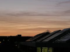 crossed 037 (lilli2de) Tags: city sunset sky berlin architecture radio germany tv sonnenuntergang spiegel himmel architektur receivers deutschewelle antennen 122011