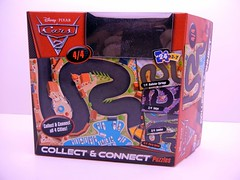 DISNEY CARS 2 COLLECT AND CONNECT PUZZLE #4 PORTO CORSA FRANCESCO EXCLUSIVE (1) (jadafiend) Tags: scale kids toys model disney puzzle pixar remotecontrol collectors adults variation francesco launcher cars2 crewchief lightningmcqueen lewishamilton targetexclusive kmartexclusive collectandconnect raoulcaroule jeffgorvette johnlassetire carlomaserati piniontanaka carlavelosocrewchief mcqueenalive denisebeam meldorado pitcrewfillmore francescoscrewchief
