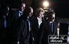 Nicolas Sarkozy et Nadine Morano en visite à Metz