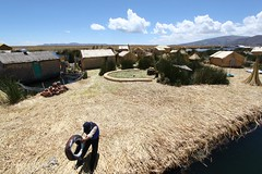 IMG_2521 (Jarod Burns) Tags: lake peru reed titicaca islands floating copacabana puno yavari