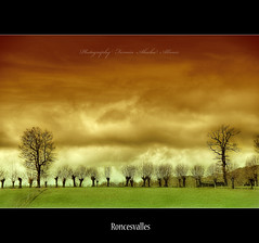 (FERMIN AHECHU ALBENIZ) Tags: canon arbol paisaje cielo 7d monte roncesvalles 18200mm canon7d miradafavorita