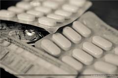 Day # 3 - Survivor Pills (girish_suryawanshi) Tags: india 3 cold project photography nikon dj day postit s explore gary maharashtra 365 pills tamron f28 pune girish survivor fever 2012 2875mm suryawanshi d7000
