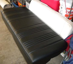 """1965 Pontaic seats Done by Stylin Stitches • <a style=""""font-size:0.8em;"""" href=""""http://www.flickr.com/photos/85572005@N00/6630505723/"""" target=""""_blank"""">View on Flickr</a>"""