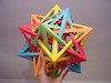 5 Interlocking Triakis Tetrahedra