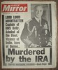 DAILY MIRROR (old school paul) Tags: vintage newspapers frontpage 1979 dailymirror lordlouismountbatten