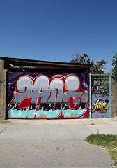 Zade (COLOR IMPOSIBLE CREW) Tags: chile color graffiti crew letras zade imposible quilpue 2011 fros kilpue