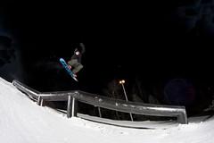 adam stale lip (Trevor Raab) Tags: park snow adam canon snowboarding big team skiing tube arbor snowboard snowboarder milli snowboards kink dfd 40d schuett downflatdown bigboulderpark candygrind boombotix