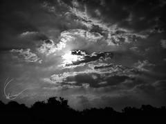 A darker cloud