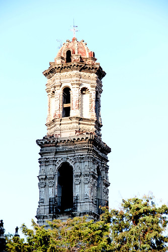 Church of San Hipólito, Mexico City