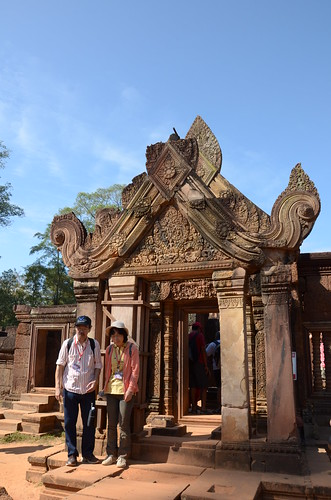 Banteay Srei Temple 1 ©  Still ePsiLoN