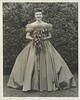 1946 Maid of Honor Flora Camerou Crown Bearer to May Queen credit Andae Studios