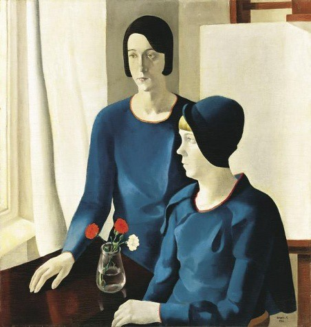 Duray, Tibor (1912-1988) - 1933 Sisters (Private Collection)